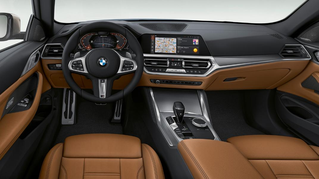 2020 2.0 BMW 4 Series Coupe 430i M Sport Interior 002
