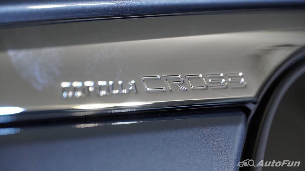 Toyota Corolla Cross Exterior 038