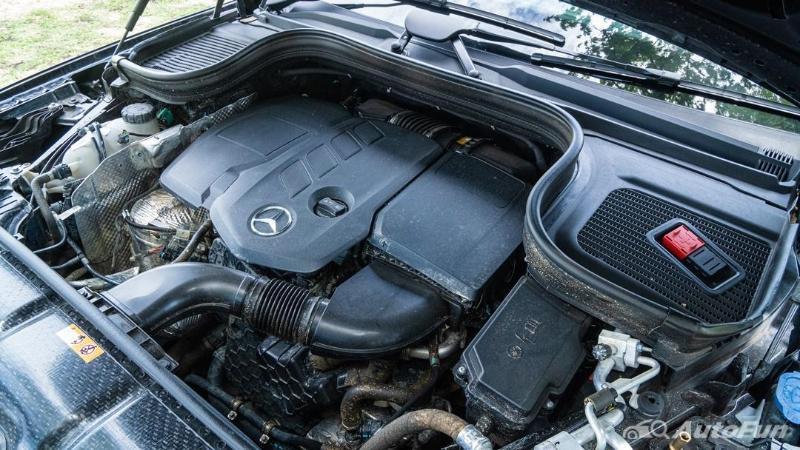 พาชม Mercedes-Benz GLE 350 de 4MATIC Exclusive ผู้นำเทคโนโลยีดีเซลปลั๊กอินไฮบริด 02