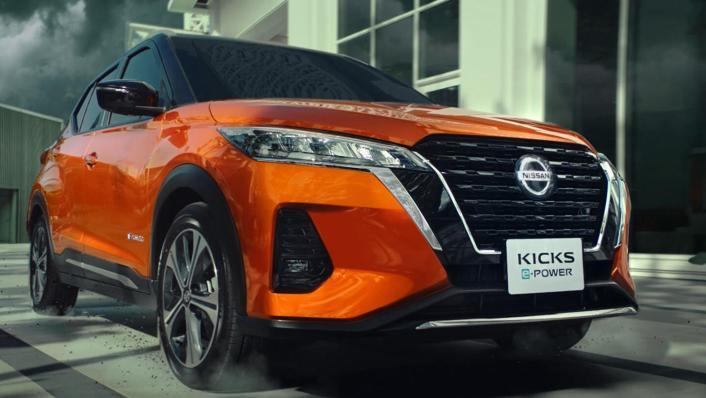 Nissan Kicks 2020 Exterior 001