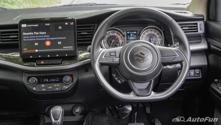 2020 1.5 Suzuki XL7 GLX Interior 002