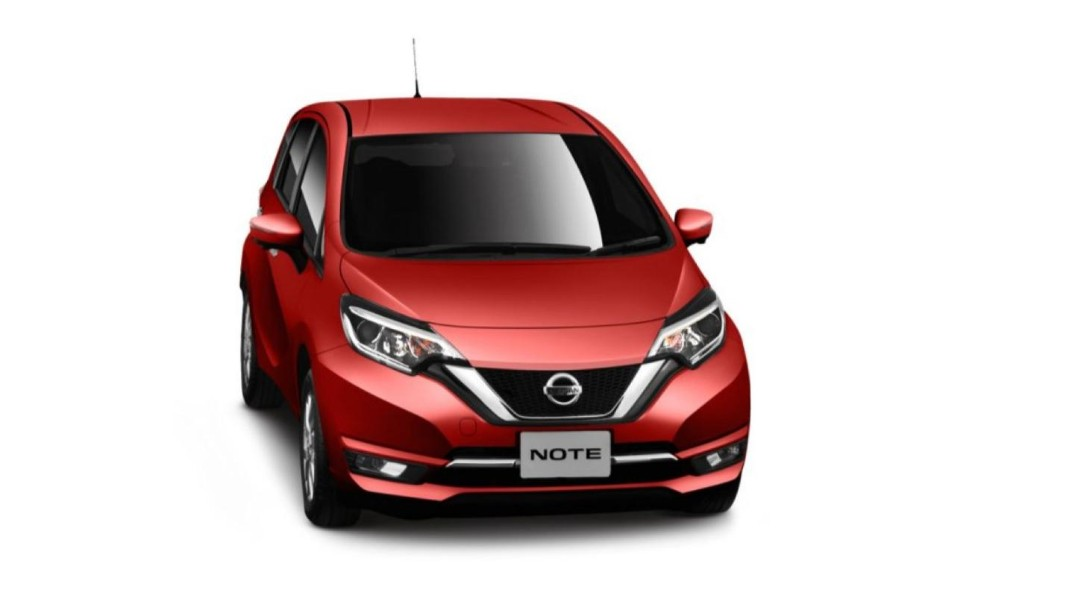 Nissan Note 2020 Exterior 008