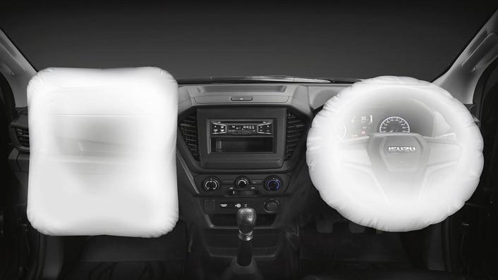 Isuzu D-Max Spark 2020 Interior 003