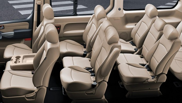 Hyundai H-1 2020 Interior 006