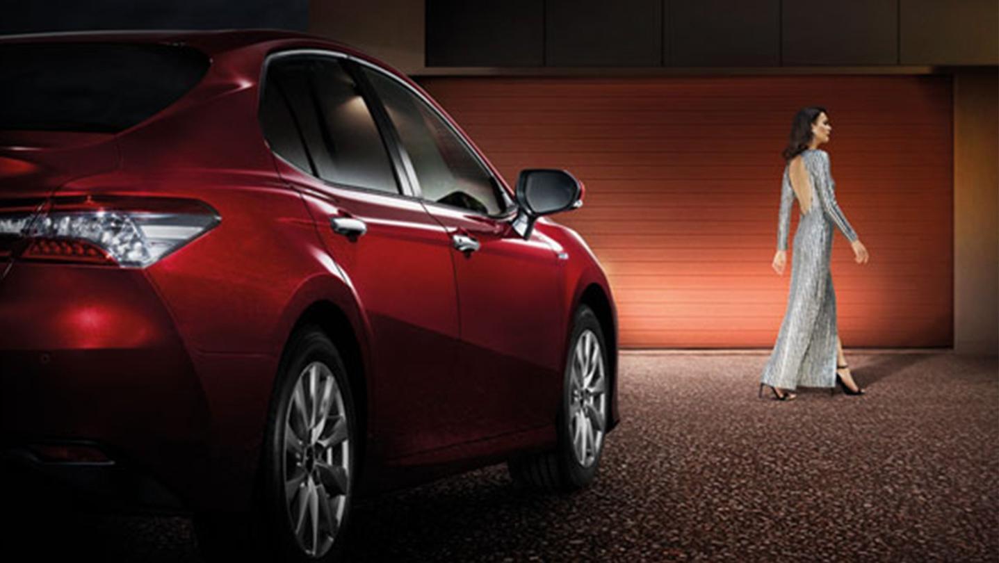 Toyota Camry 2020 Exterior 014