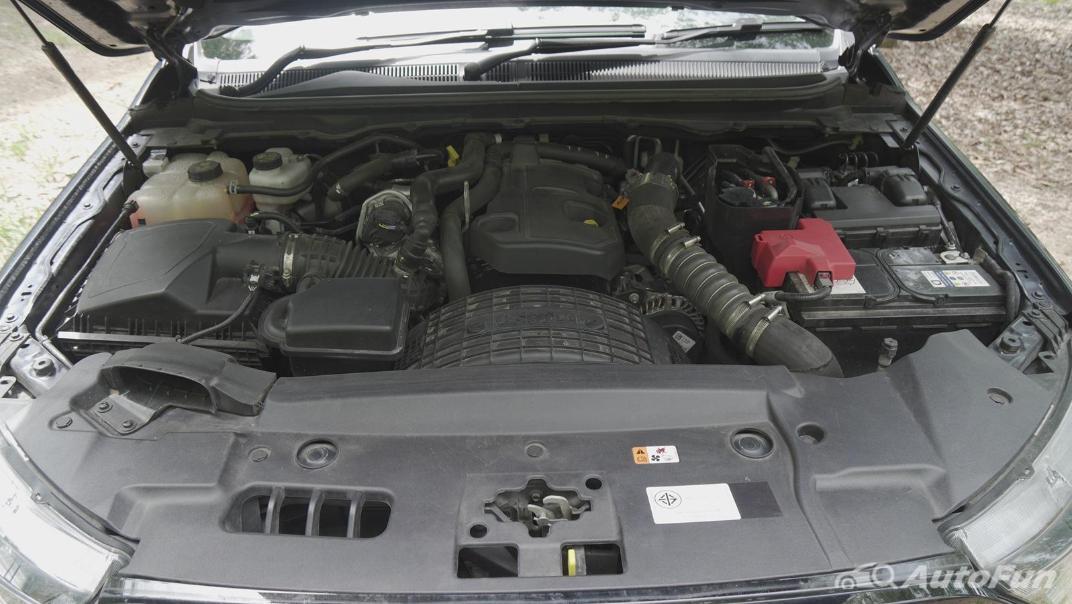 2021 Ford Everest 2.0L Turbo Titanium 4x2 10AT - SPORT Others 001