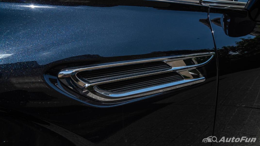 2020 Bentley Flying Spur 6.0L W12 Exterior 026