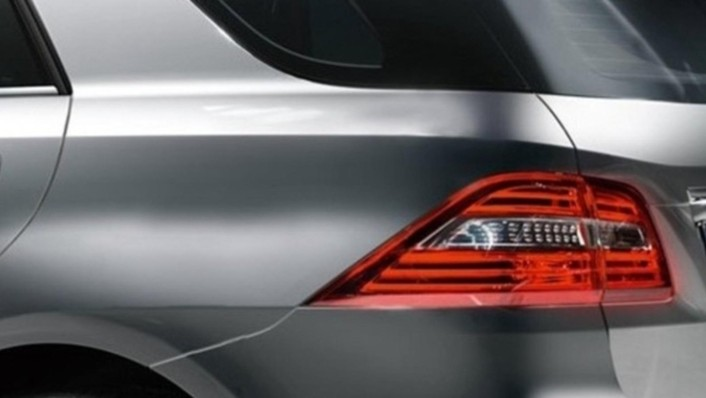 Mercedes-Benz M-Class 2020 Exterior 006