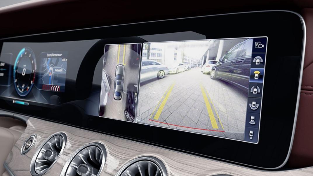 Mercedes-Benz CLS-Class Coupe 2020 Interior 006