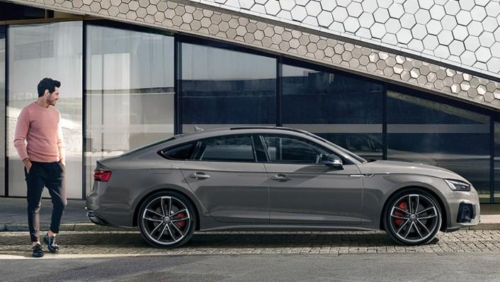 Audi A5 Sportback 2020 Exterior 002