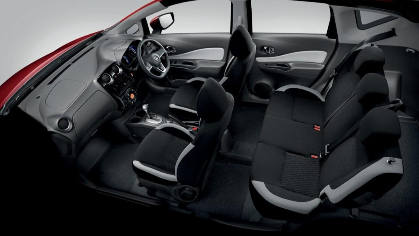 Nissan Note 2020 Interior 009