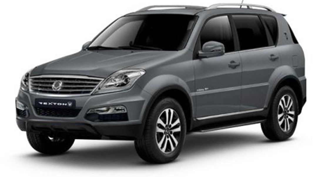 Ssangyong Rexton-W 2020 Others 002