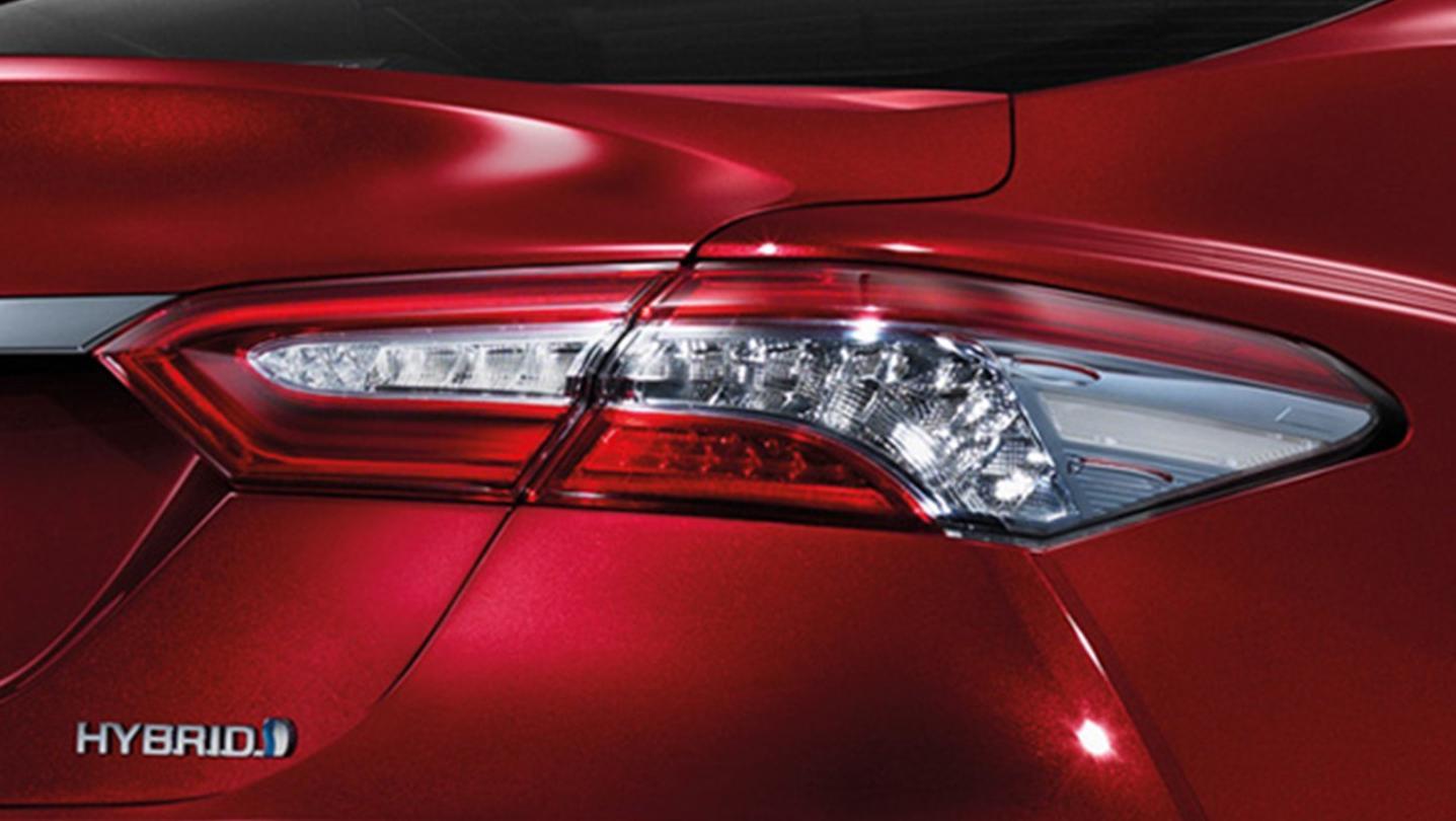 Toyota Camry Public 2020 Exterior 005