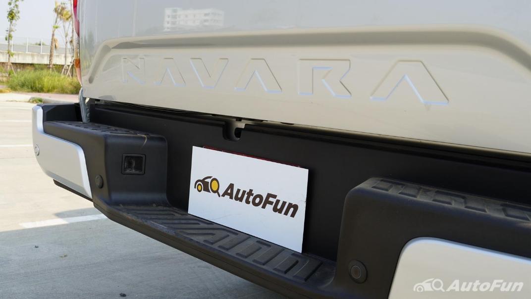 2021 Nissan Navara Double Cab 2.3 4WD VL 7AT Exterior 044