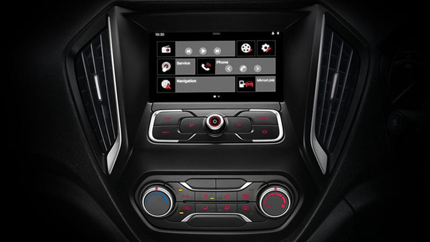 MG 5 2020 Interior 002