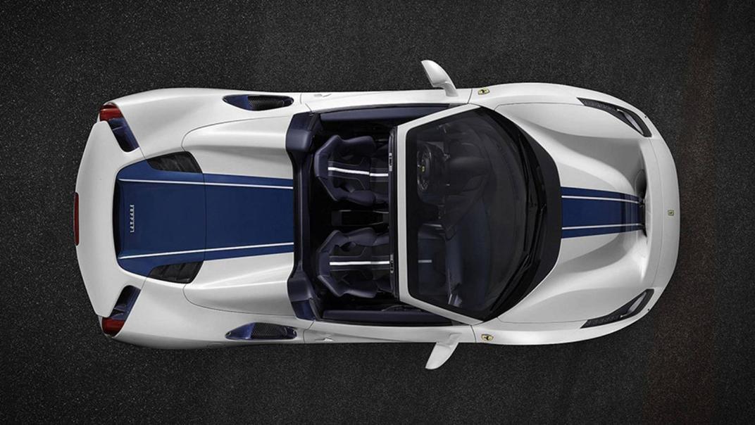 2020 3.9 488 Pista Spider V8 Exterior 004