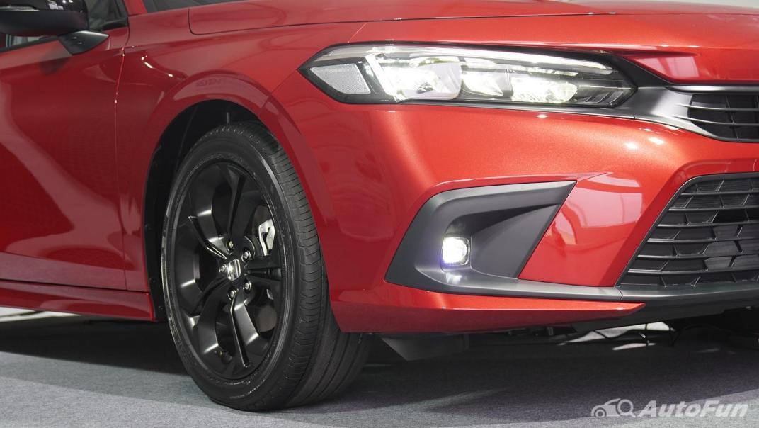 2022 Honda Civic RS Exterior 075