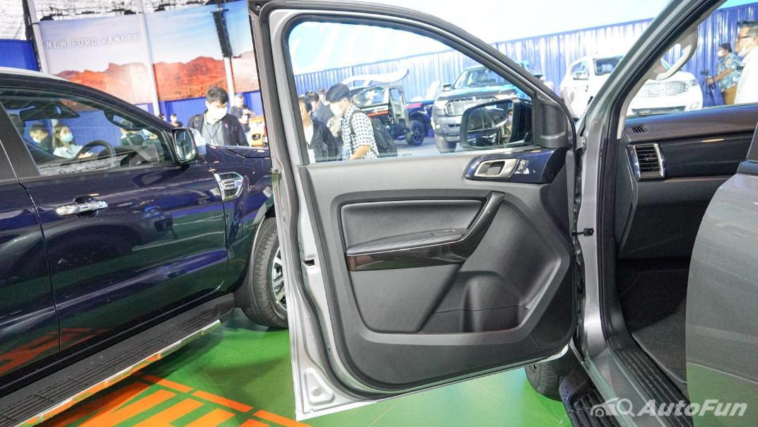 2021 Ford Everest Titanium+ Interior 030
