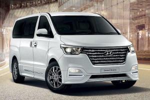 Review :ส่องสเปกรถหรูสไตล์ Hyundai Grand Strarex (2020/2019)
