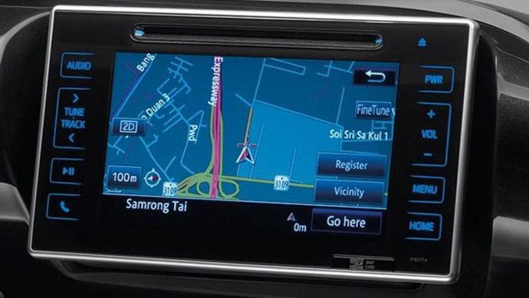 Toyota Hilux Revo Double Cab Public 2020 Interior 007