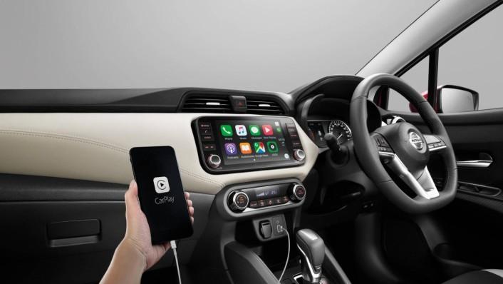 Nissan Almera 2020 Interior 002