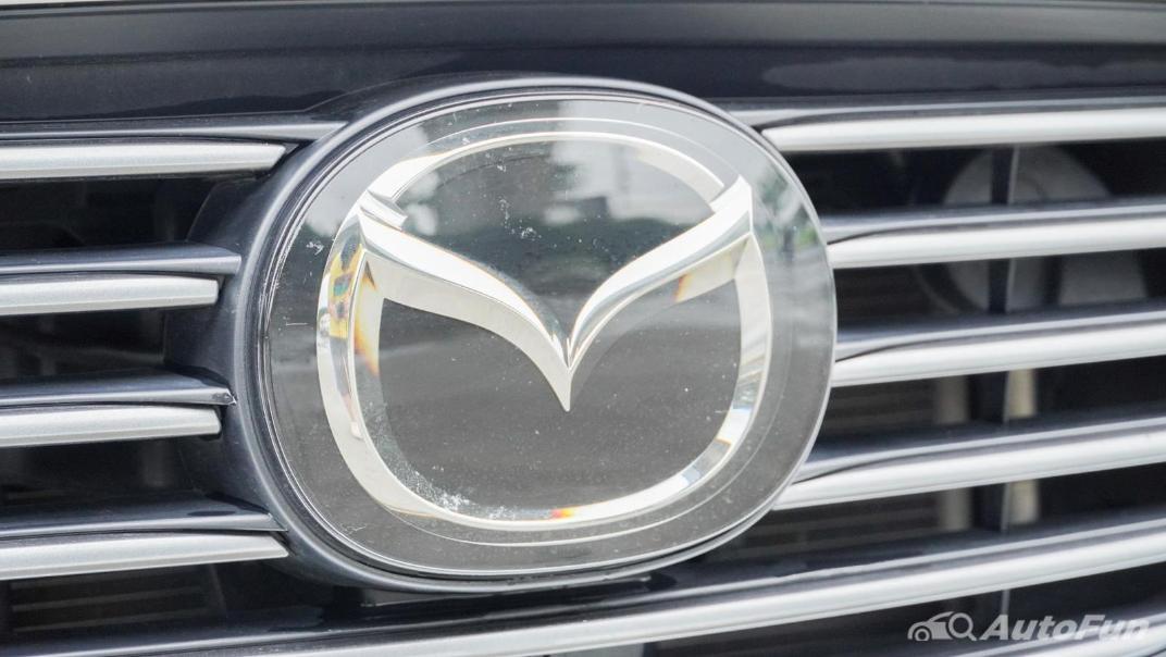 2020 Mazda CX-8 2.5 Skyactiv-G SP Exterior 012