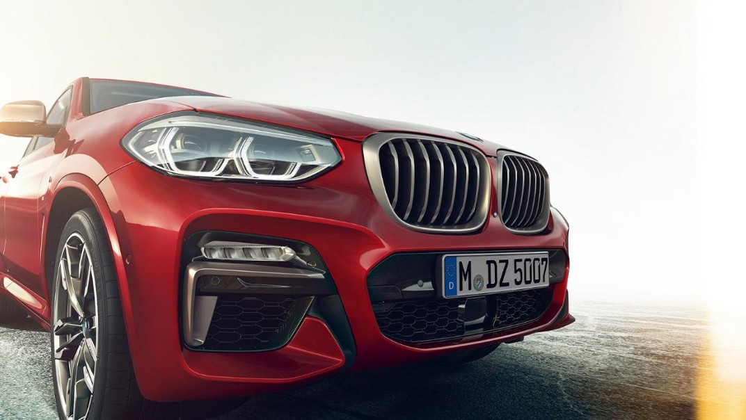 BMW X4 2020 Exterior 003