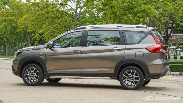 2020 1.5 Suzuki XL7 GLX Exterior 008
