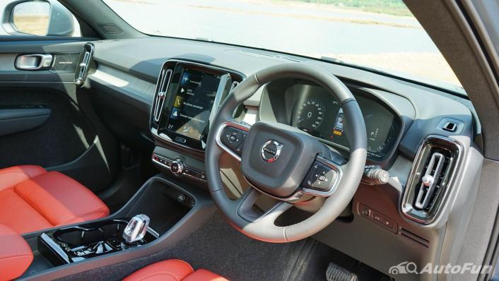 2020 Volvo XC 40 2.0 R-Design Interior 003