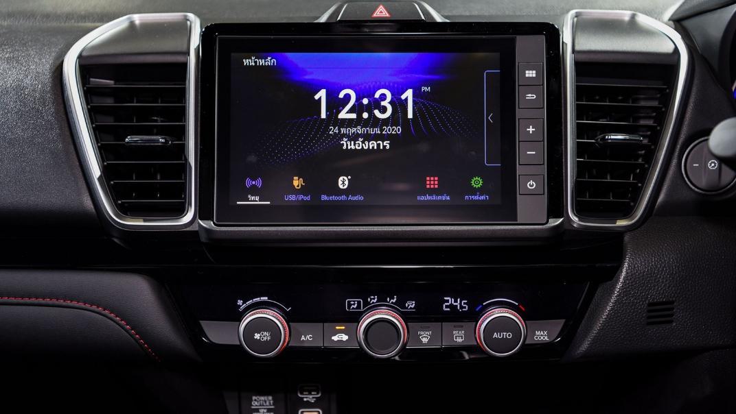 2021 Honda City e:HEV RS Interior 081