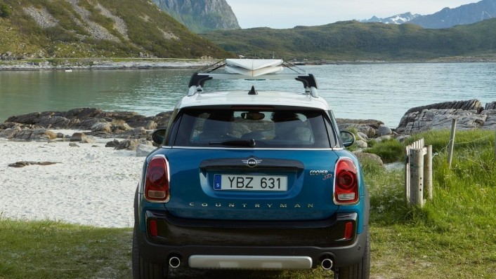 Mini Countryman 2020 Exterior 006