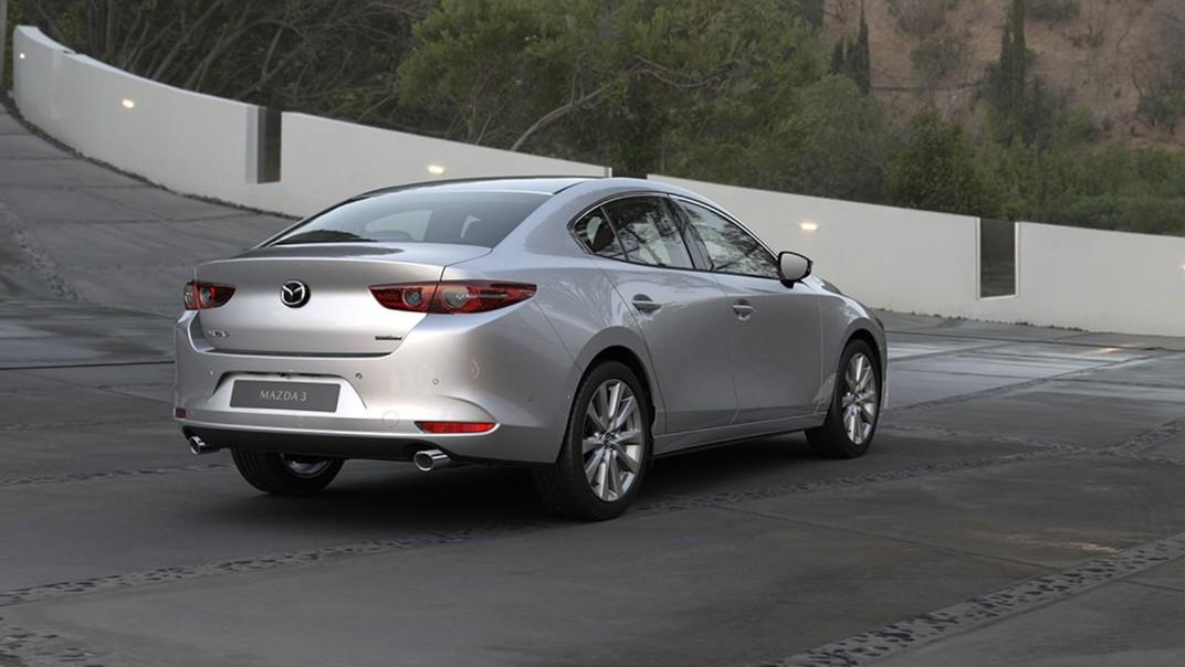 Mazda 3 Sedan Public 2020 Exterior 007