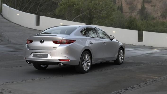 Mazda 3 Sedan 2020 Exterior 007
