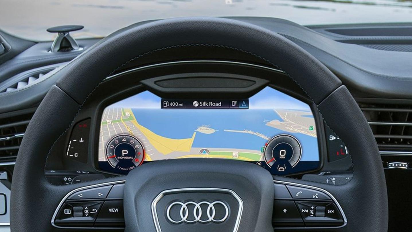 Audi Q7 2020 Interior 005
