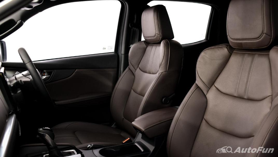 Mazda BT-50 Pro 2021 Interior 060
