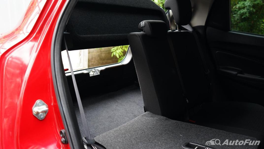 2020 Suzuki Swift 1.2 GL CVT Interior 011