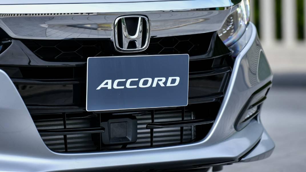 2021 Honda Accord 1.5 Turbo EL Exterior 054