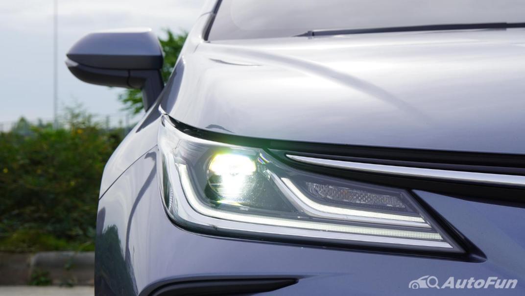 2021 Toyota Corolla Altis 1.8 Sport Exterior 016