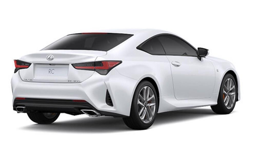 Lexus RC 2020 Exterior 020