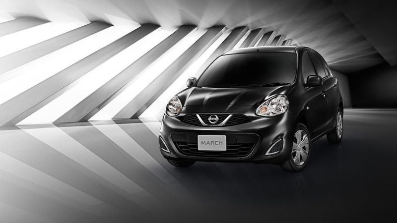 Nissan March อีโค่คาร์ พร้อมเครื่องยนต์ 1.2 ลิตรประหยัดน้ำมัน ด้วยราคาเริ่มต้น 4.2 แสนบาท 02