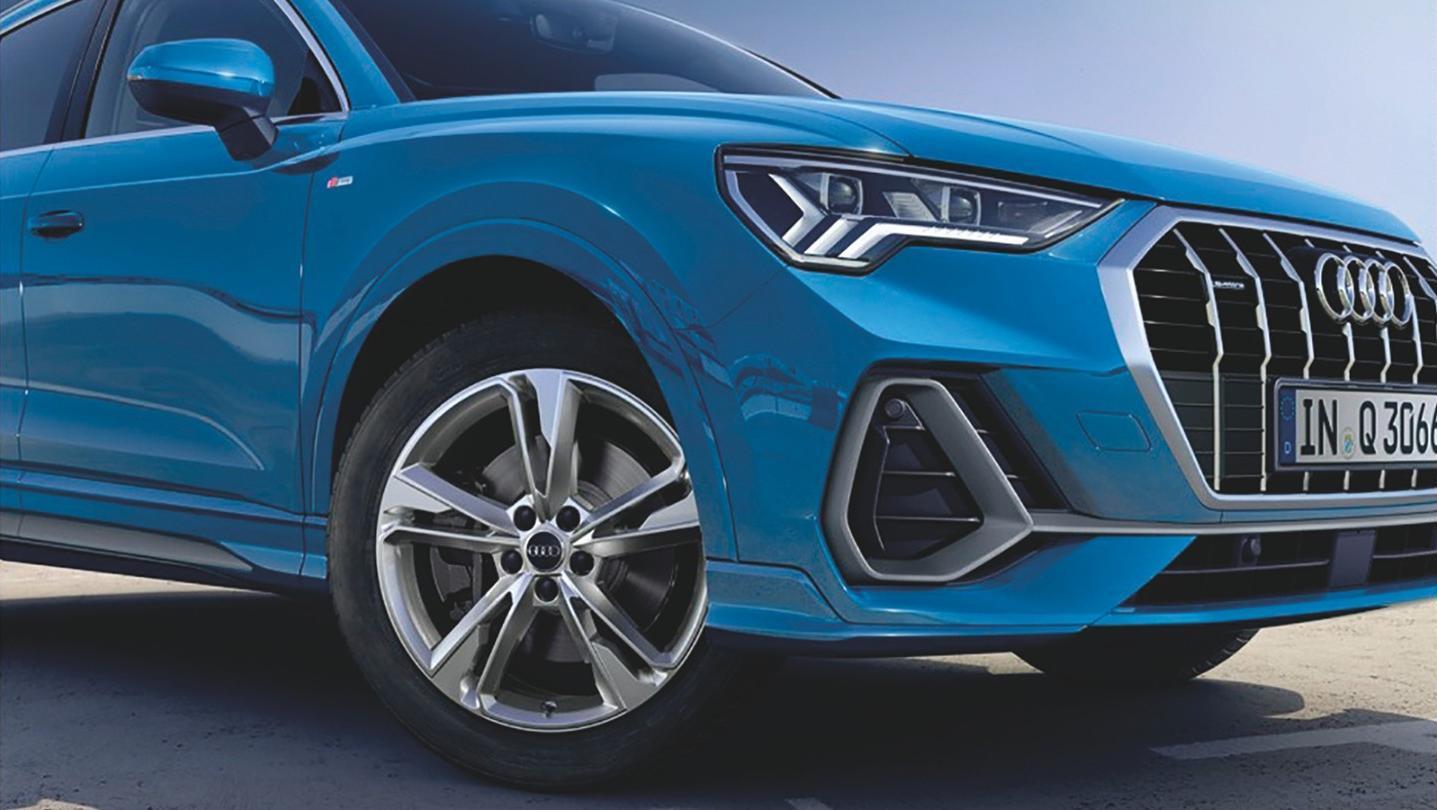 Audi Q3 2020 Exterior 010
