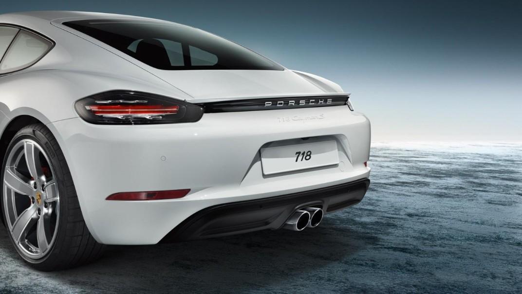 Porsche 718 2020 Exterior 014