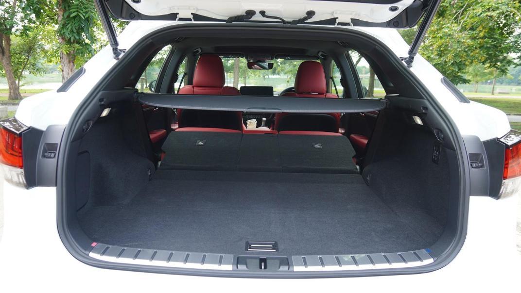 2020 Lexus RX 3.5 350 F Sport Interior 068