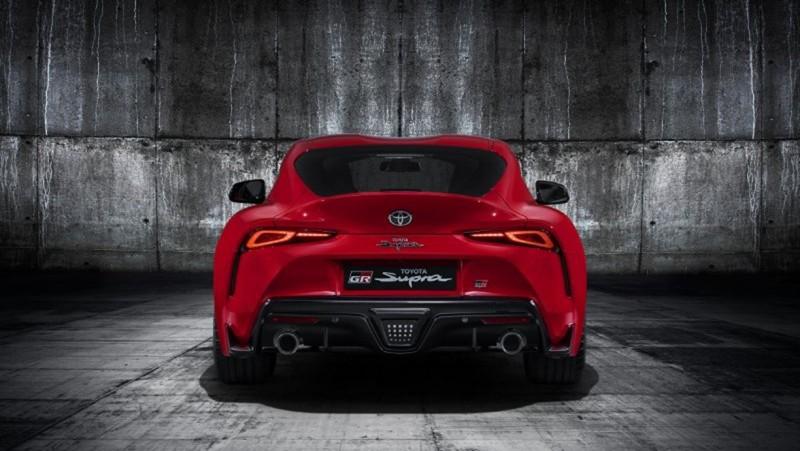 Toyota GR Supra (โตโยต้า จีอาร์ ซูปร้า)