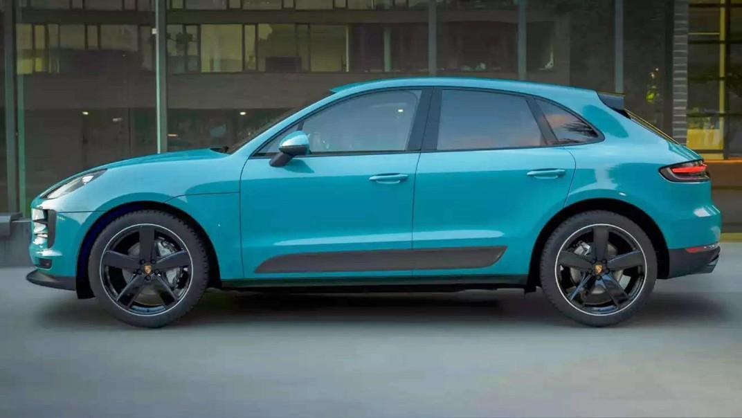Porsche Macan Public 2020 Exterior 002