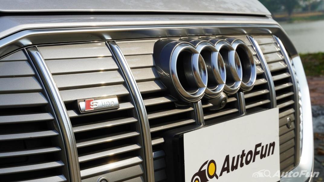 2020 Audi E Tron Sportback 55 quattro S line Exterior 021