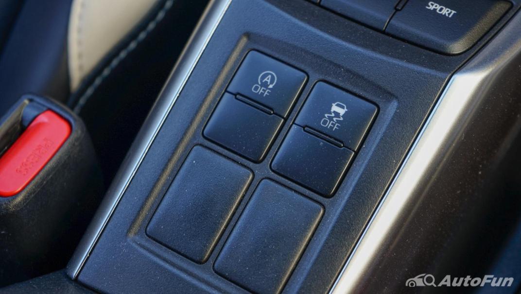 2020 Toyota Fortuner 2.8 Legender 4WD Interior 031