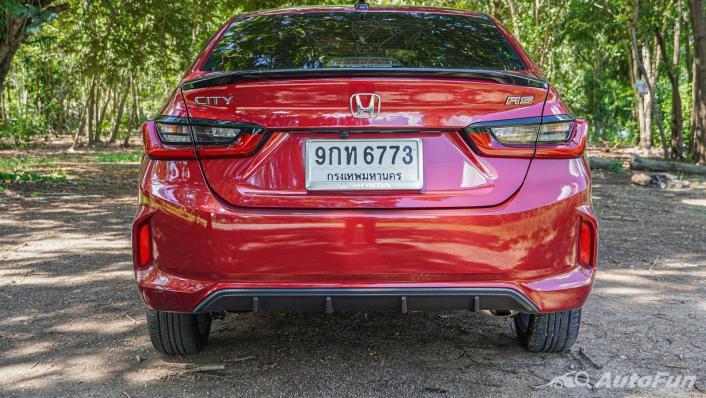 2020 Honda City 1.0 RS Exterior 006