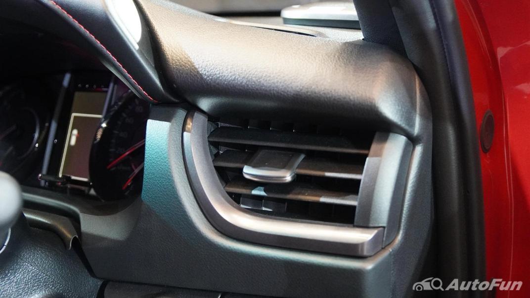 2021 Toyota Fortuner 2.8 GR Sport 4WD Interior 014