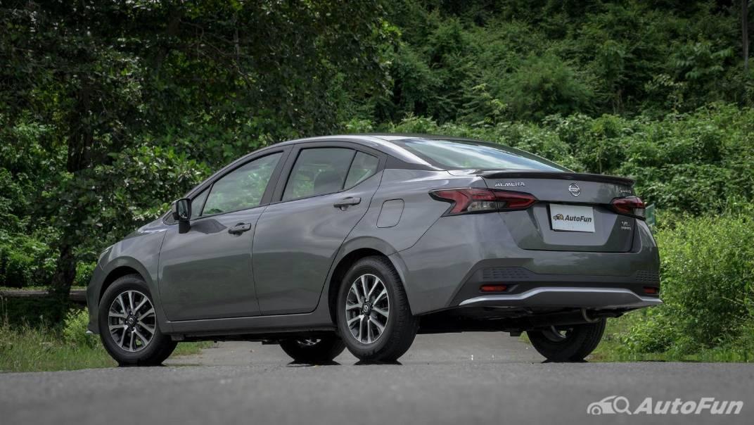 2021 Nissan Almera 1.0L Turbo V Sportech CVT Exterior 002